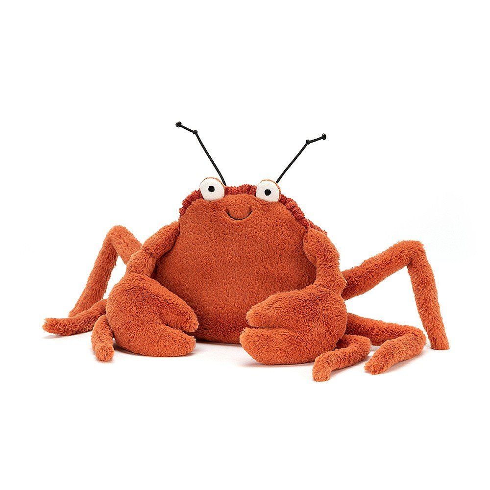 Crispin Crab by Jellycat