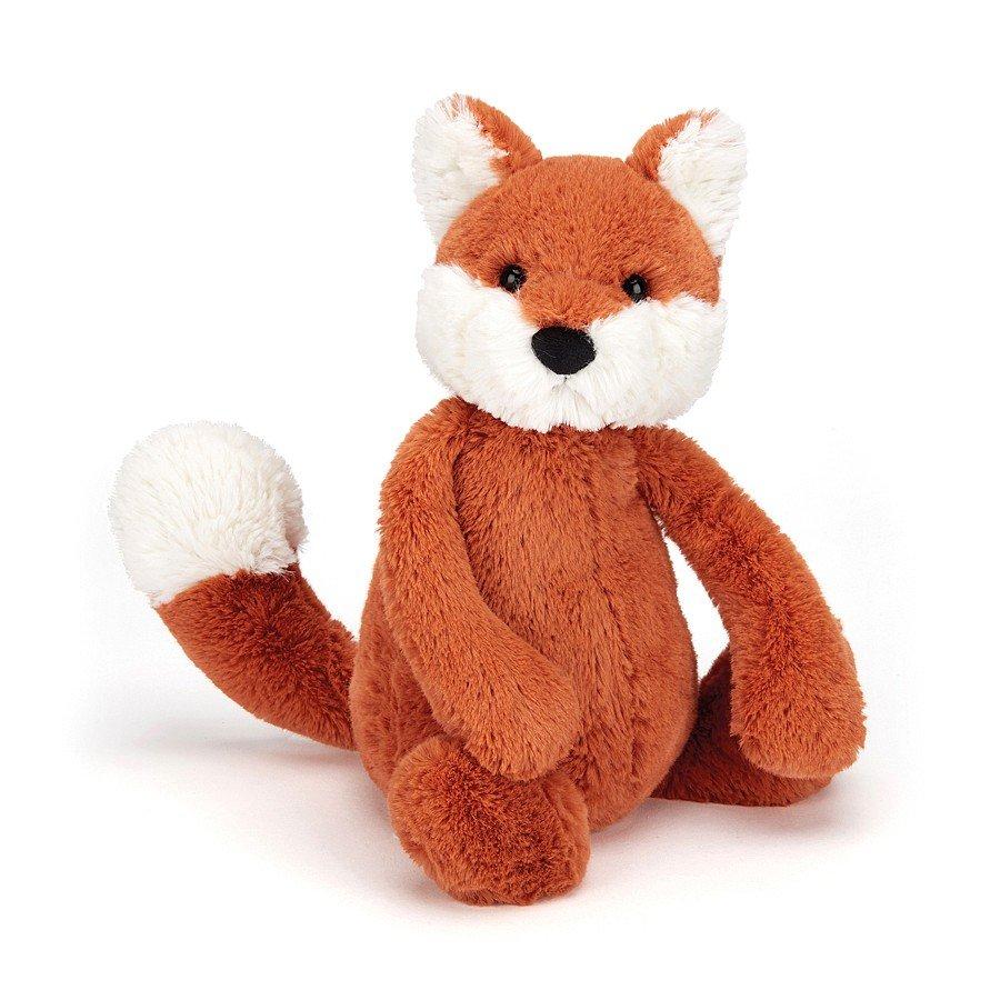 Bashful Fox Cub by Jellycat