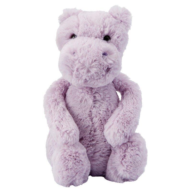 Bashful Hippo by Jellycat