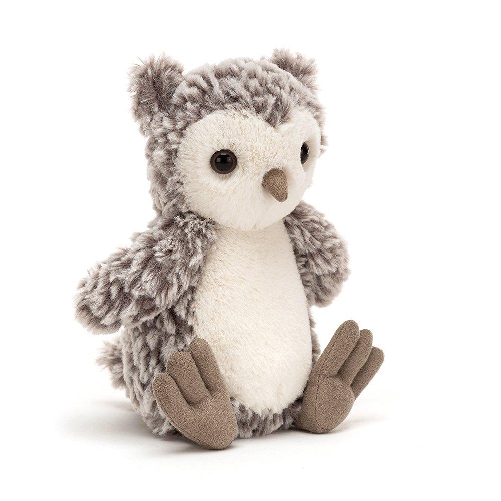 Barney Owl Chick by Jellycat