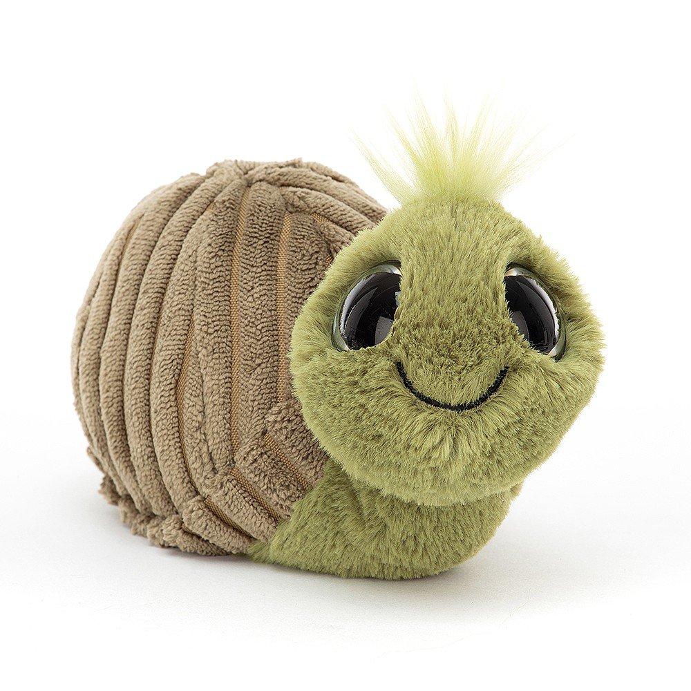 Frizzles Snail by Jellycat