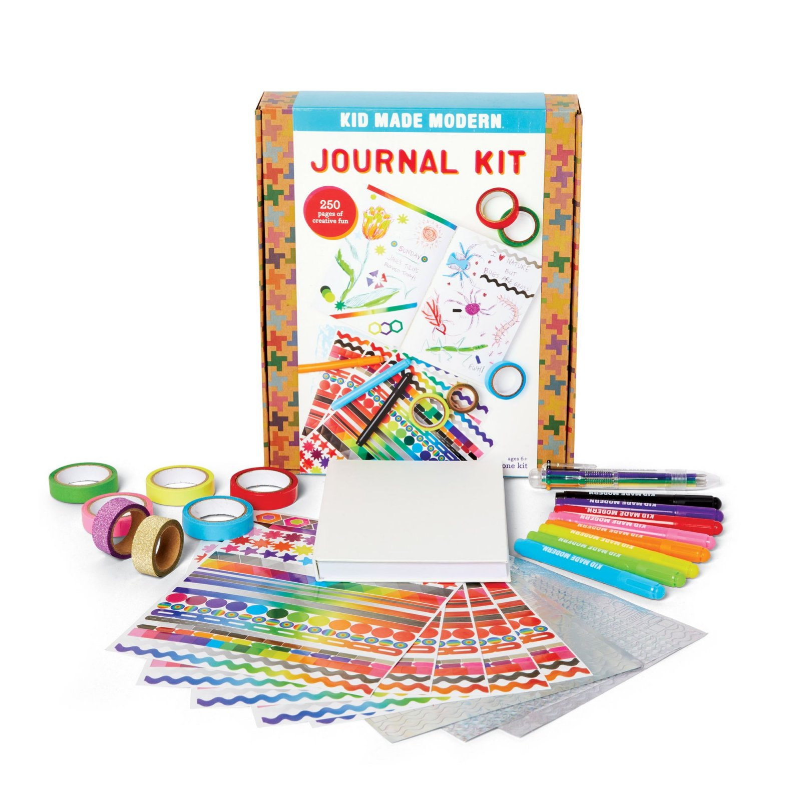 Journal Kit by Kid Made Modern