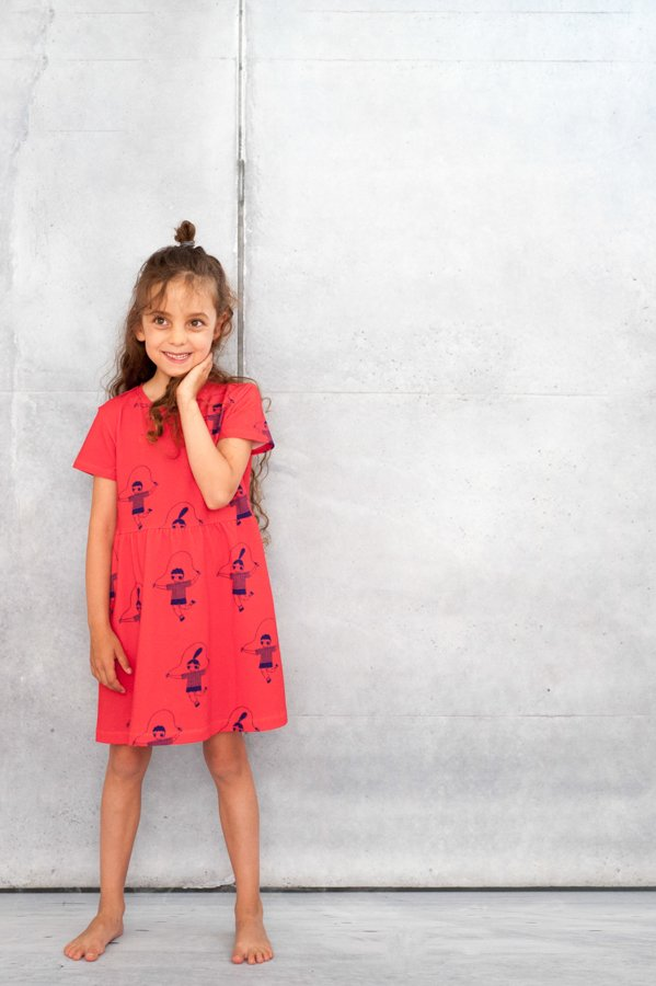 Double Dutch Dress by Don't Grow Up