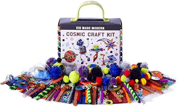 Cosmic Craft Kit by Kid Made Modern