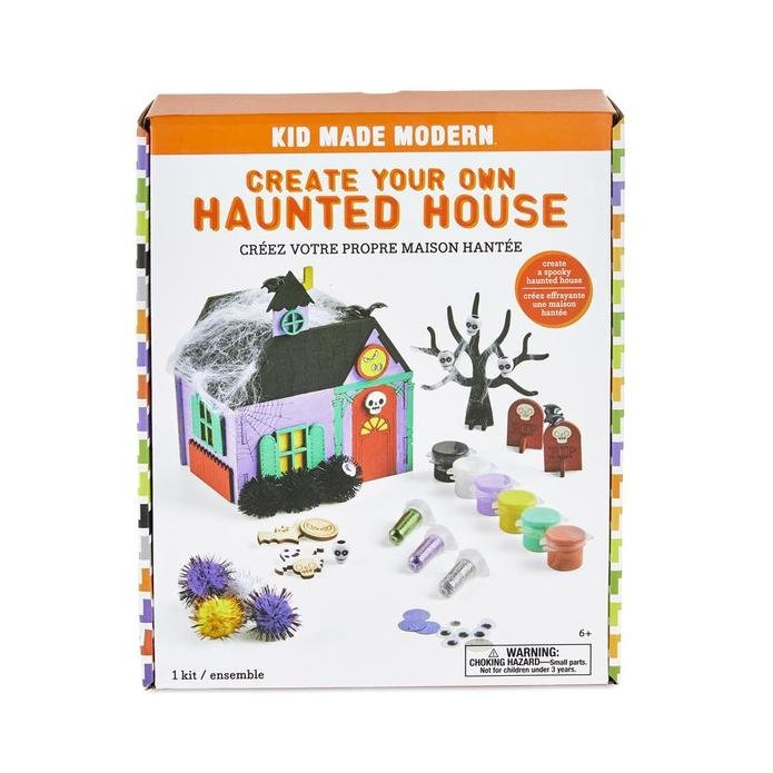 Create Your Own Haunted House by Kid Made Modern