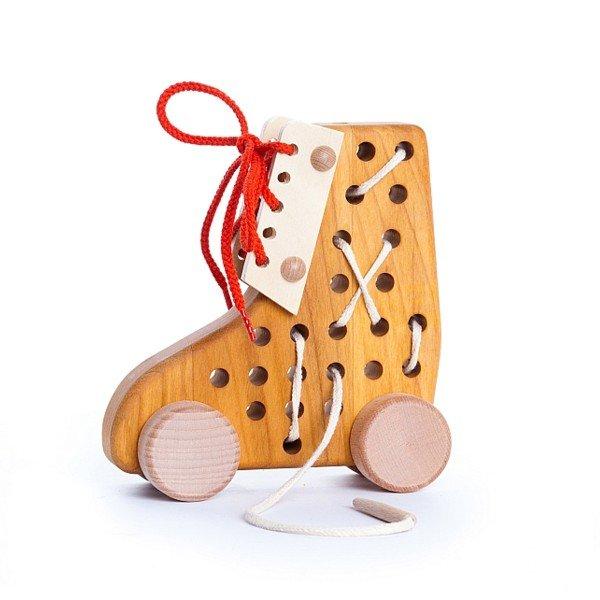 Lacing Shoe by Bajo
