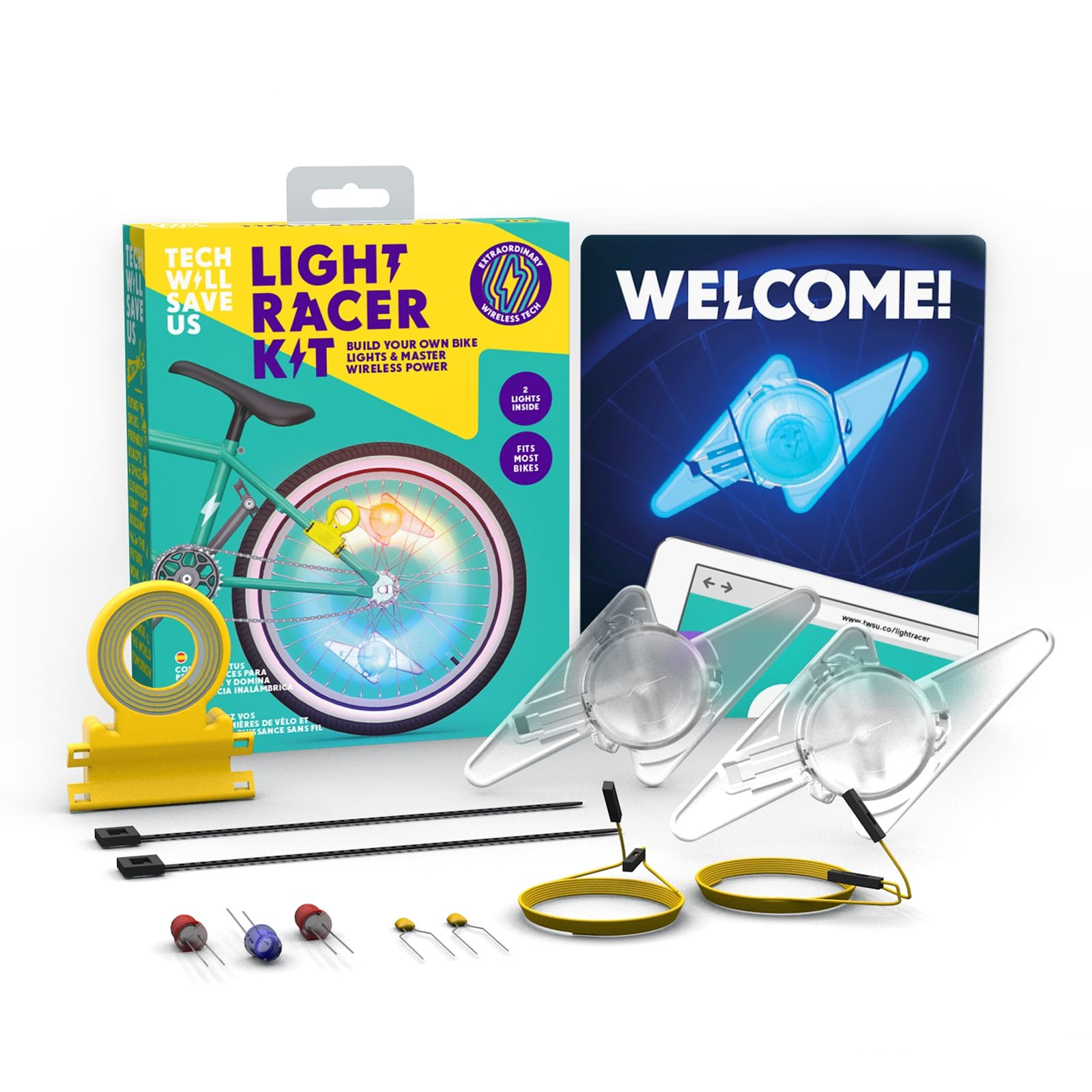 Light Racer Kit by Technology Will Save Us