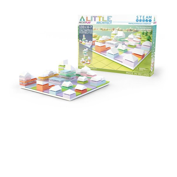 Little Architect Building Kit by Arckit