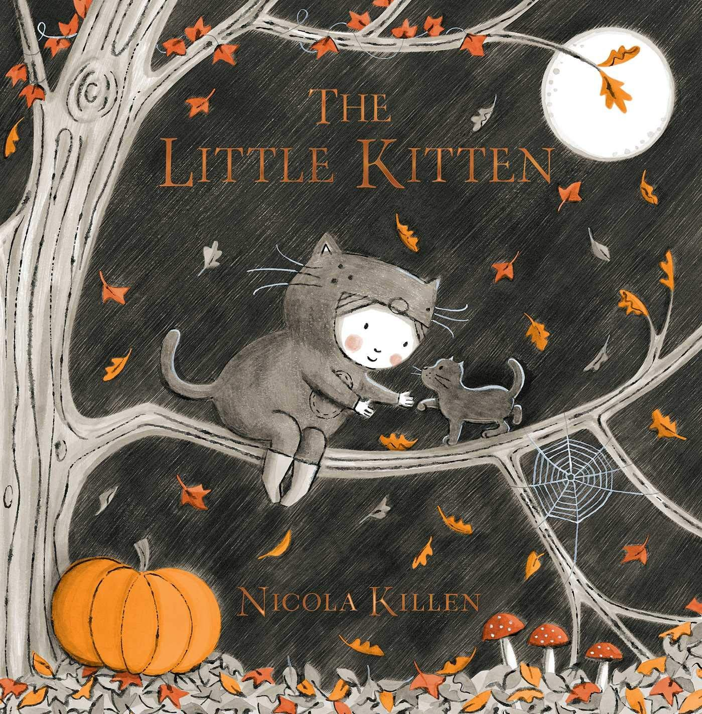The Little Kitten by Nicola Killen