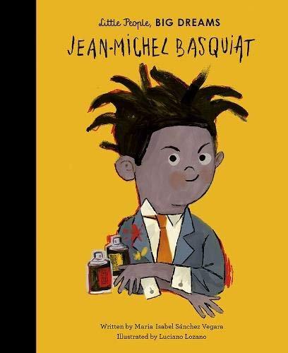 Little People Big Dreams: Jean-Michel Basquiat