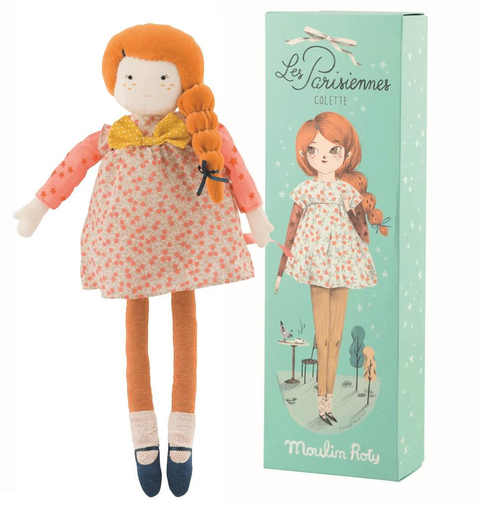 Colette Doll by Moulin Roty