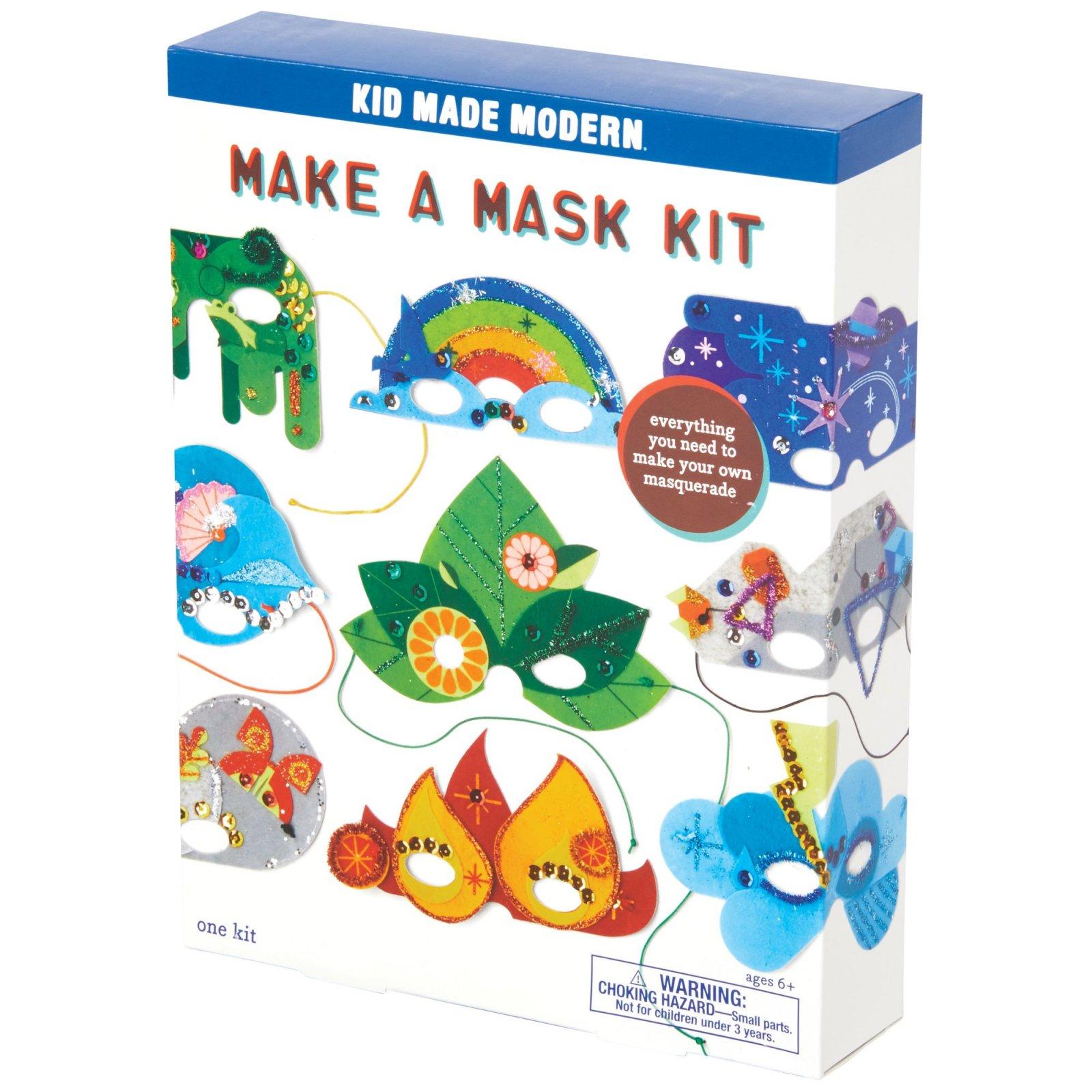 Make a Mask Kit by Kid Made Modern