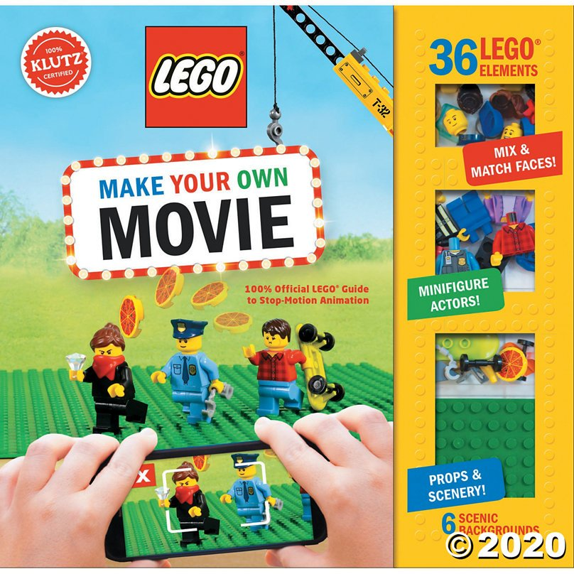 Make Your Own Lego Movie by Klutz