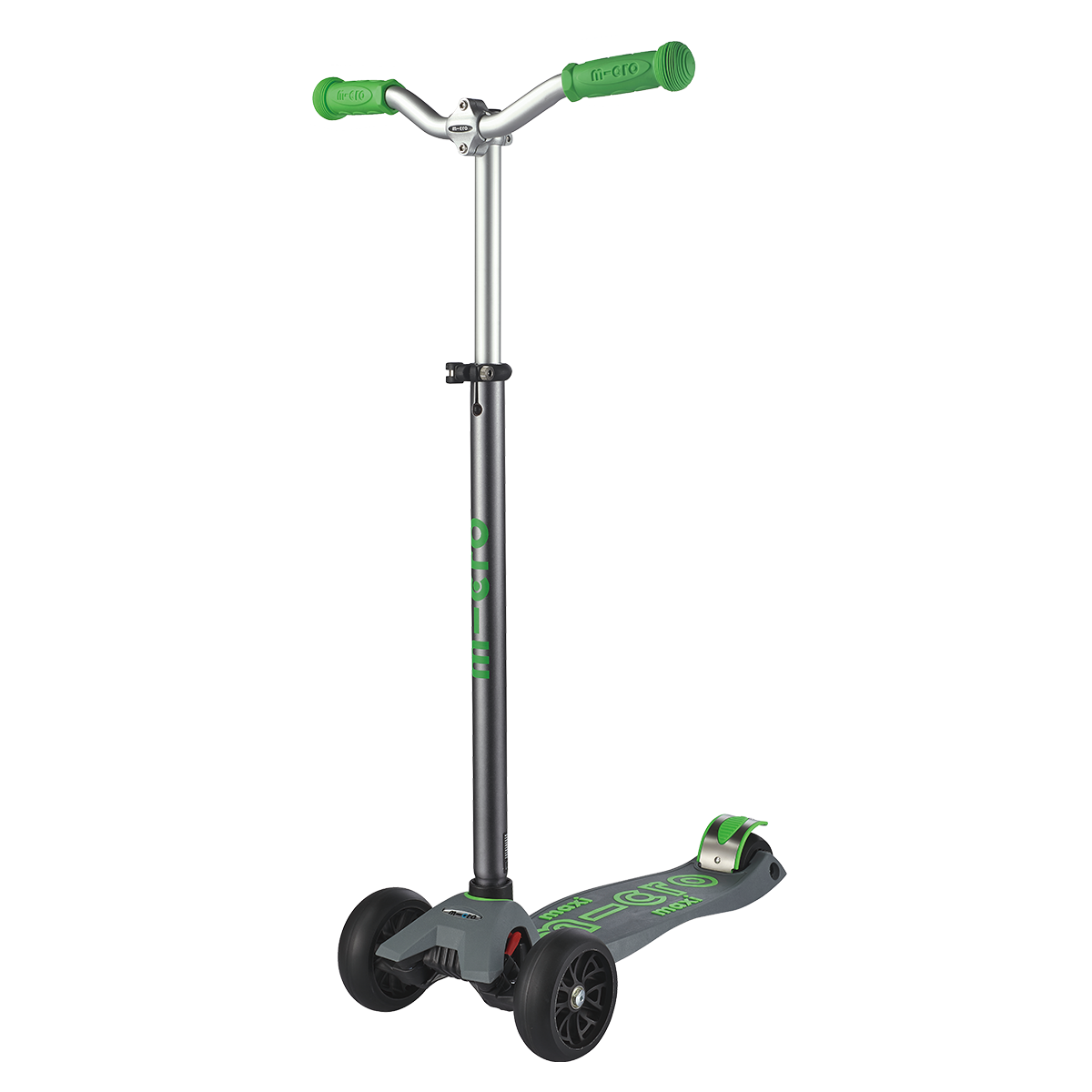 Maxi Deluxe Pro Scooter - Green by Micro Kickboard