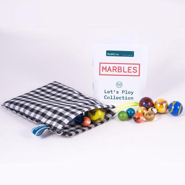 Set of Marbles by Me & Mine