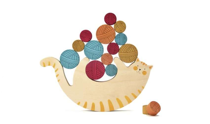 Meow! Balancing Game by Londji