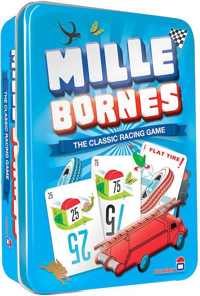 Mille Bornes Card Game by Asmodee