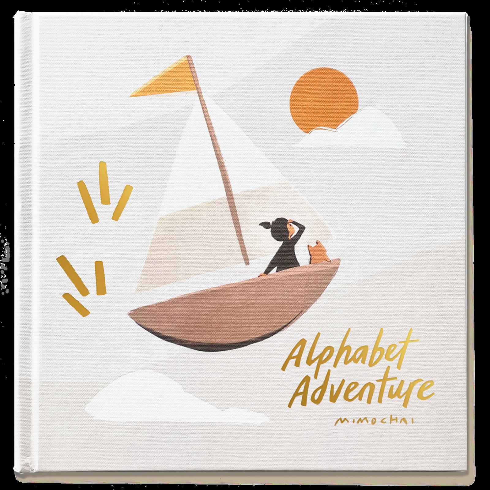 Alphabet Adventure by Mimochai