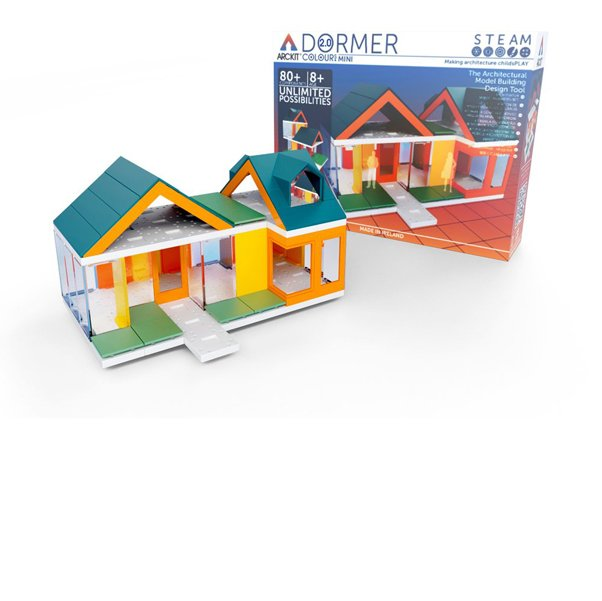 Mini Dormer Kit - Colors  by Arckit