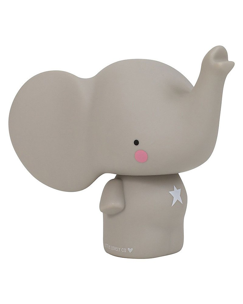 Elephant Money Box by Little Lovely Company