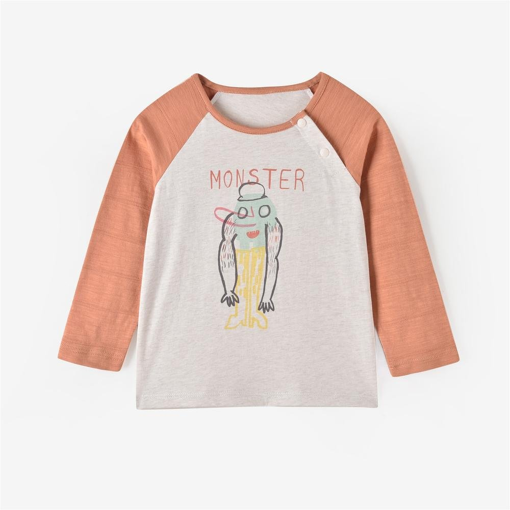 Monster Pal Tee by Aimama