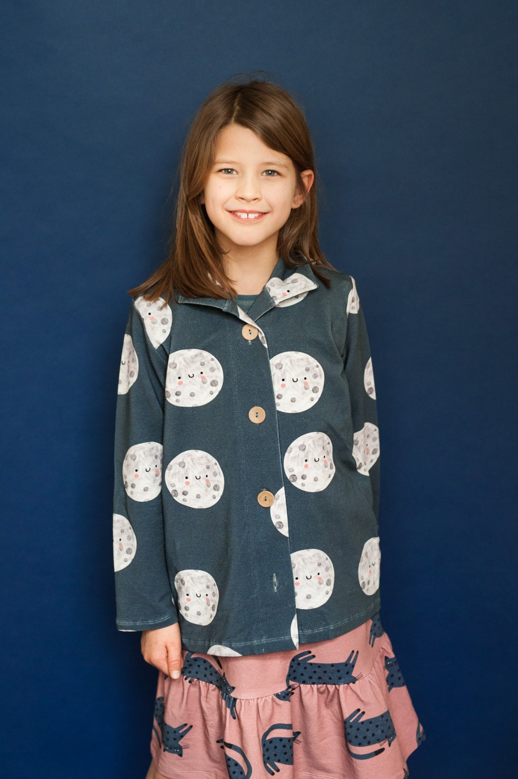 Merry Moons Hoodie Jacket by Don't Grow Up