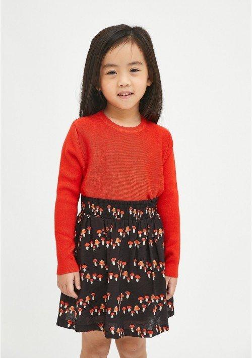 Toadstool Skirt by Compania Fantastica