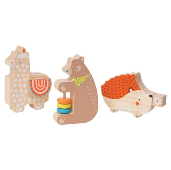 Musical Forest Trio by Manhattan Toy