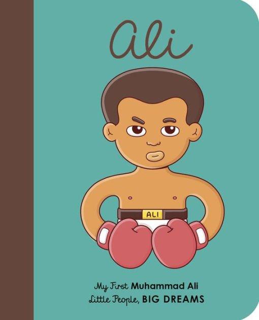 My First Muhammad Ali Board Book by Maria Isabel Sánchez Vegara