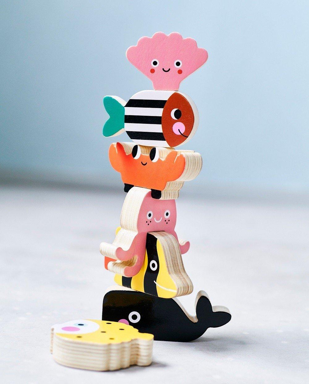 Ocean Stacker by Petit Monkey