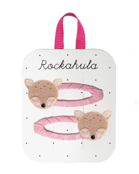 Hair Clips - Oh My Deer by Rockahula