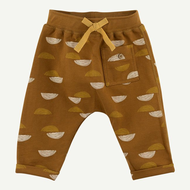 Sunset Geo Pants by Oliver and Rain