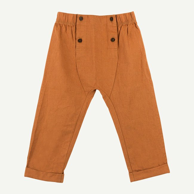 Sunset Copper Pants by Oliver and Rain