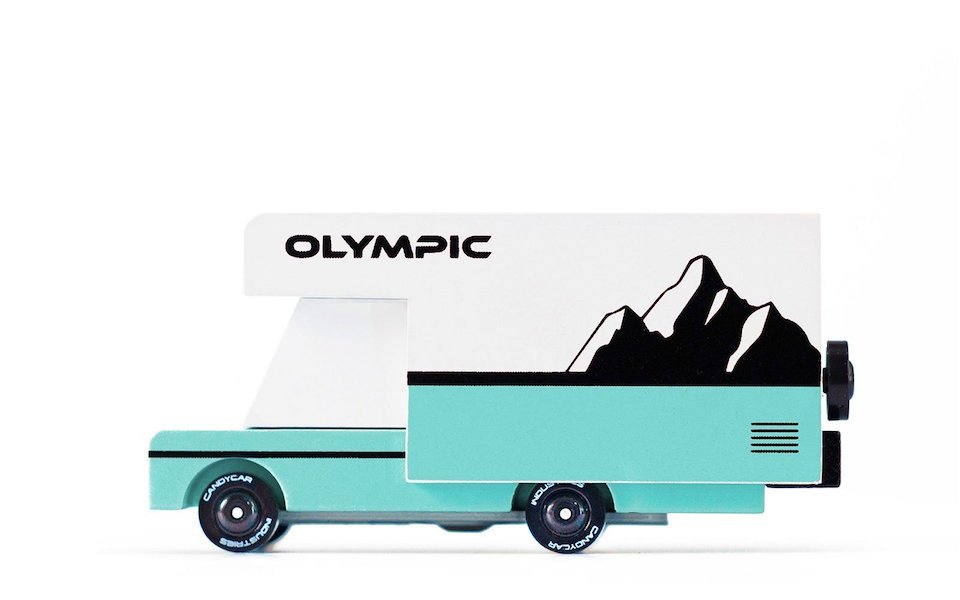 Olympic RV by Candylab