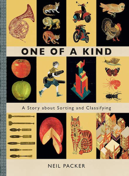 One of a Kind: A Story About Sorting and Classifying by Niel Packer