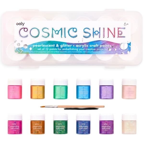Cosmic Shine Acrylic Craft Paint by Ooly