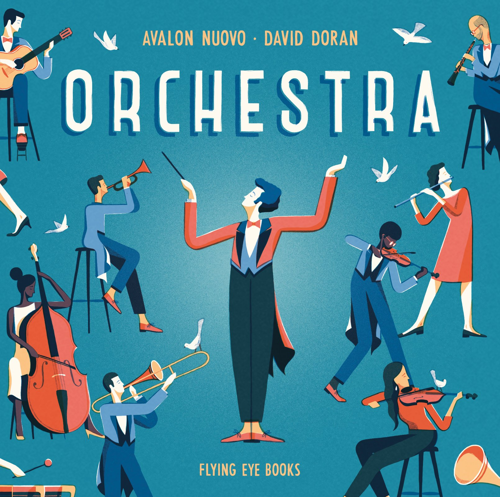 Orchestra by Avalon Nuovo
