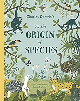 Charles Darwin's On the Origin of Species by Sabina Radeva