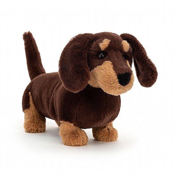 Otto Sausage Dog by Jellycat