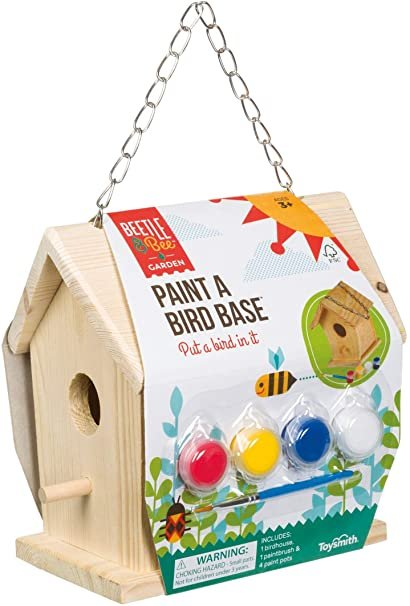 Paint A Bird House by Toysmith