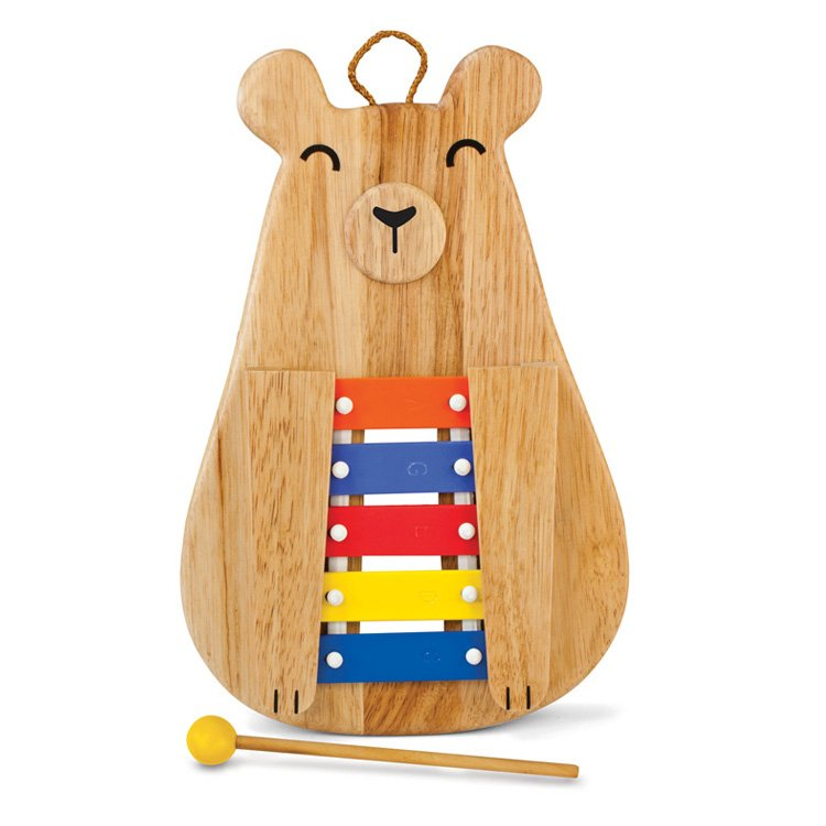 Papa Bear Glockenspiel by Green Tones