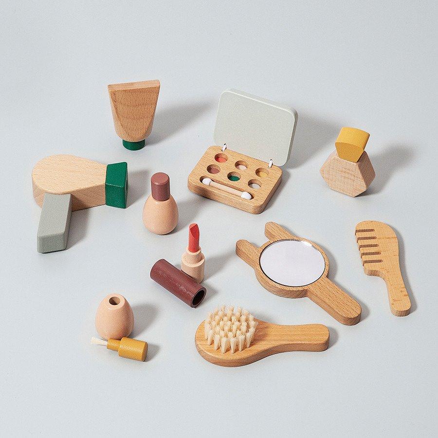 Wooden Make-Up Set by Petit Monkey