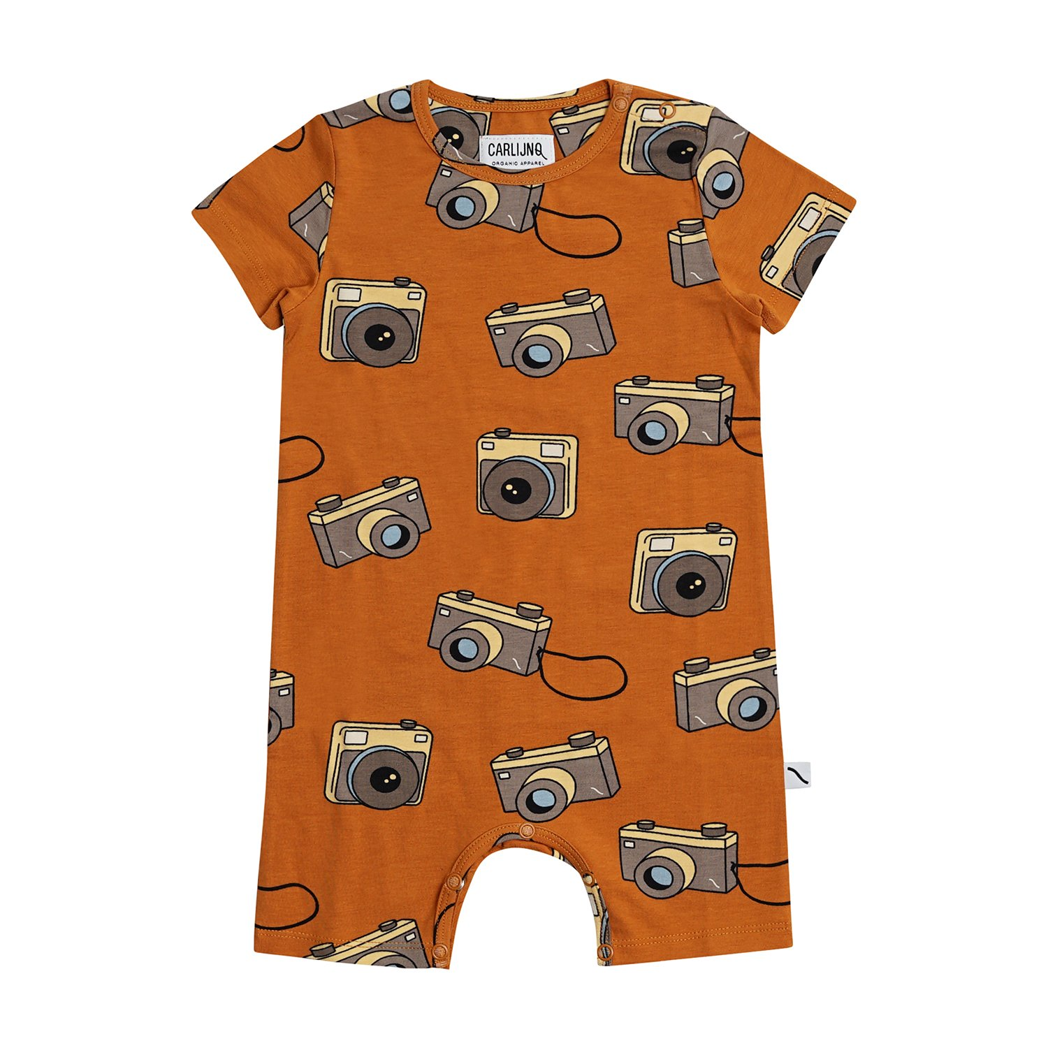 Oh Snap Camera Romper by Carlijnq