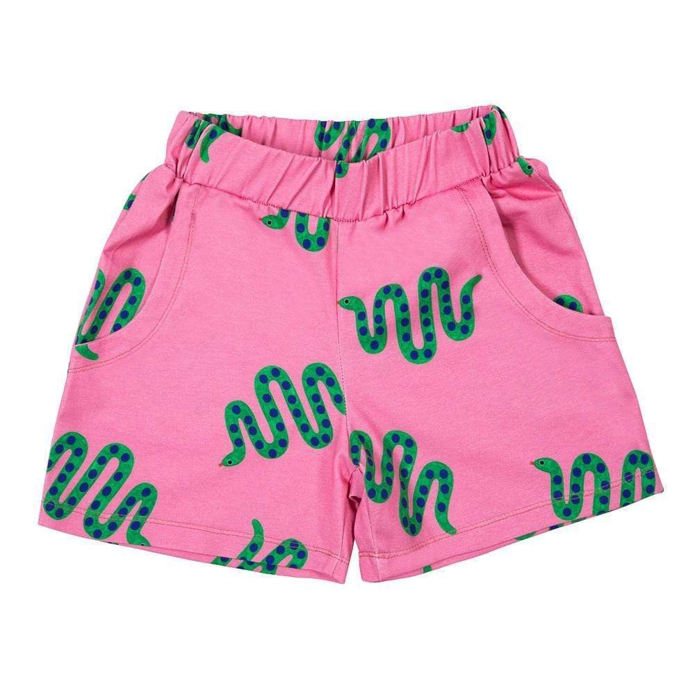 Rosey Reptile Shorts by Don't Grow Up