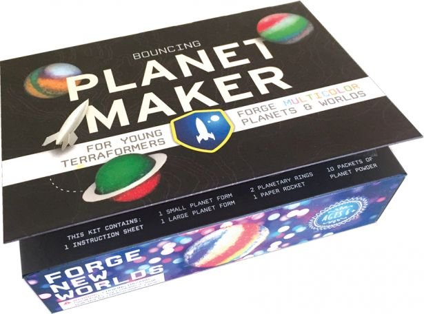 bouncing planet maker by copernicus