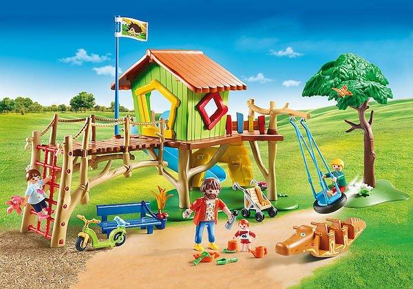 Adventure Playground 70281 by Playmobil