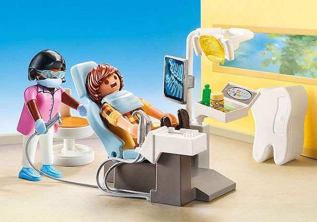 Dentist 70198 by Playmobil