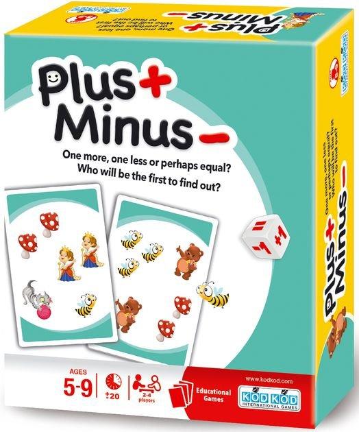 Plus Minus by Asmodee