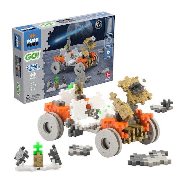 Lunar Rover 200 Piece Set by Plus Plus