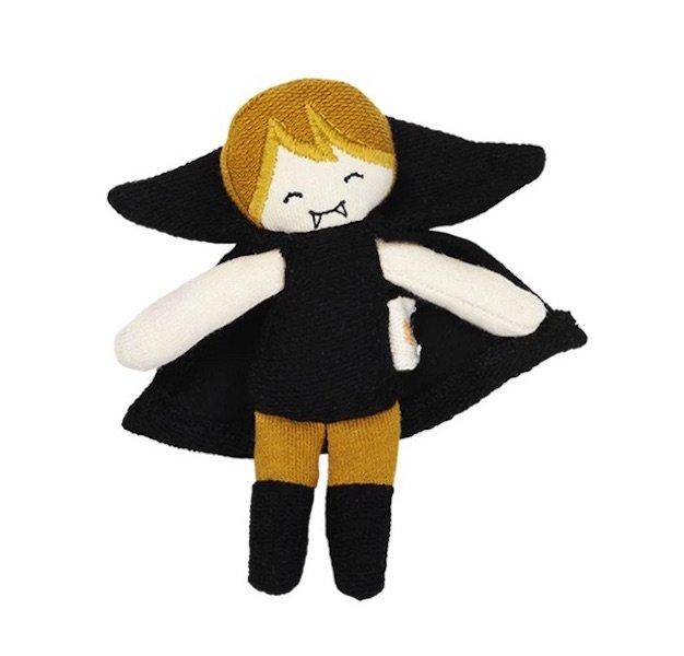 Halloween Pocket Friend - Little Dracula by Fabelab